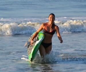 Misty Lister Ocean Fitness