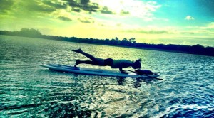 Stand Up Paddle Boarding Fitness Charleston SC